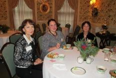 Dushanka Milotovic, Ashley Spencer and Charlene Uney (Margo Malos, Photograper)